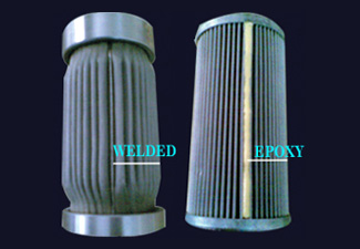 ss wiremesh cartridge manufacturer supplier in india